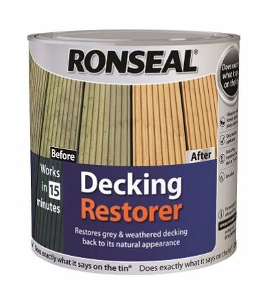 RONSEAL DECKING RESTORER